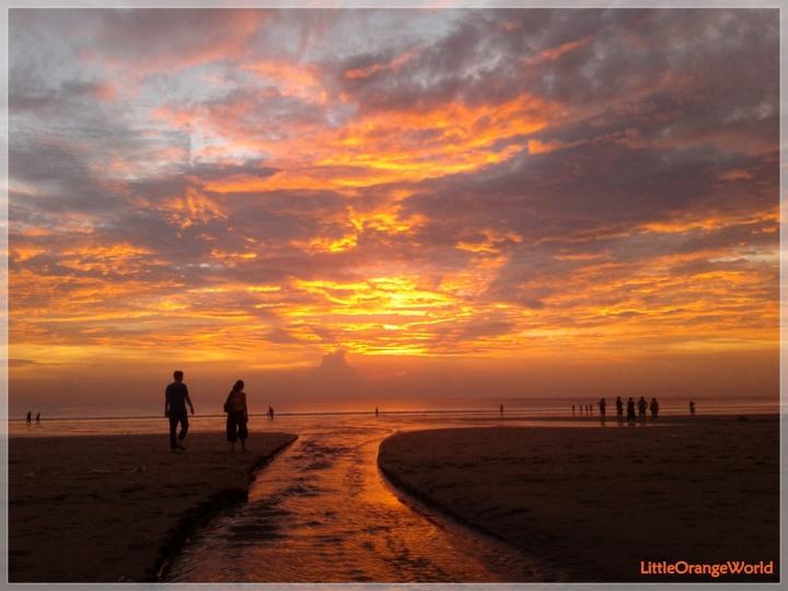 Sunset Legian